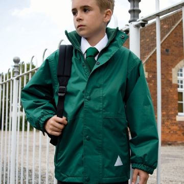 R160JY Result Childrens Reversible Storm Stuff Jacket